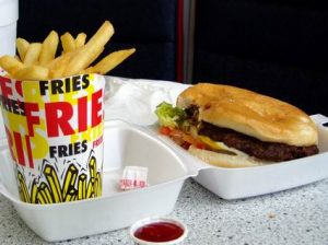 fast-food-burger-fries